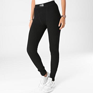 Sixth June - Legging Femme W33075KPA Noir