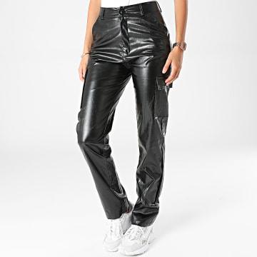 Sixth June - Pantalon Femme W33167VPA Noir