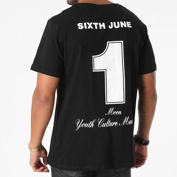 Sixth June - Tee Shirt 22476 Noir