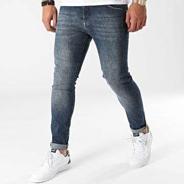 2Y Premium - Jean Skinny 6139 Bleu Denim