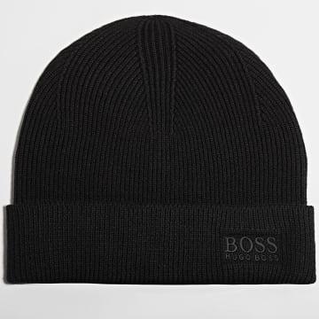 BOSS - Bonnet Nauto 50456442 Noir