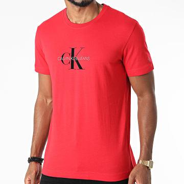 Calvin Klein - Tee Shirt 8691 Rouge