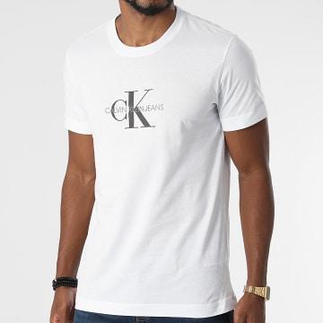 Calvin Klein - Tee Shirt 8691 Blanc