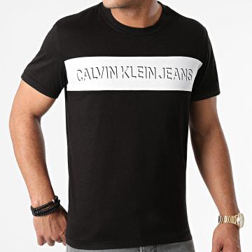 Calvin Klein - Tee Shirt 9296 Noir