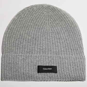 Calvin Klein - Bonnet 7495 Gris Chiné