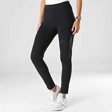 Calvin Klein - Legging Femme 6584 Noir