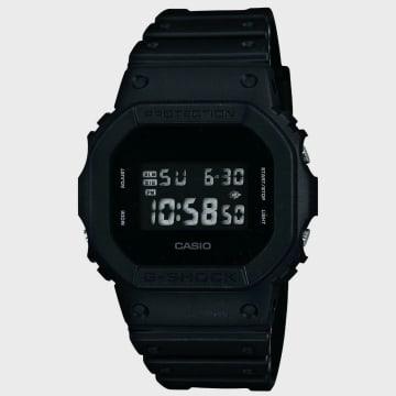 Casio - Montre G-Shock DW-5600BBN-1ER Noir