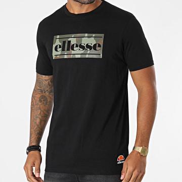 Ellesse - Tee Shirt Avel SHK12207 Noir