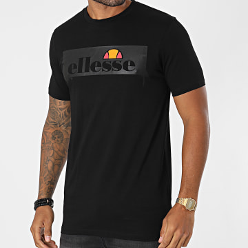 Ellesse - Tee Shirt Sulphur SHK12262 Noir