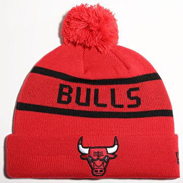 New Era - Bonnet Enfant Jake Cuff Chicago Bulls Rouge