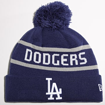 New Era - Bonnet Jake Cuff Los Angeles Dodgers Bleu Marine