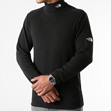 The North Face - Tee Shirt Col Roulé BB A5ICA Noir