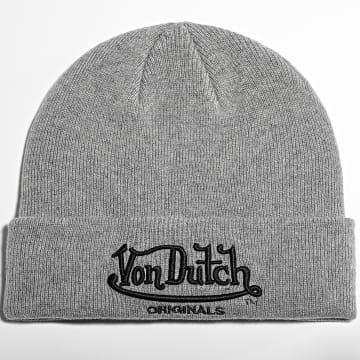 Von Dutch - Bonnet 7050107 Gris Chiné