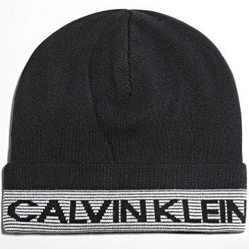 Calvin Klein - Bonnet 0116 Noir
