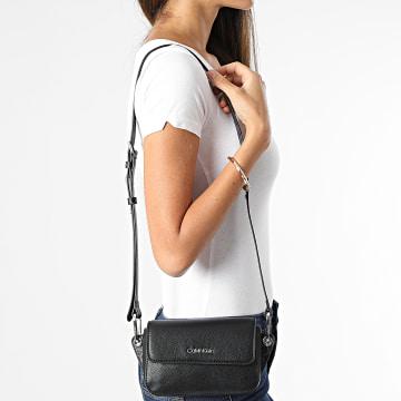 Calvin Klein - Sac A Main Femme CK Accent 8443 Noir