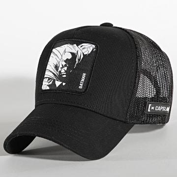 Capslab - Casquette Trucker Batman Noir