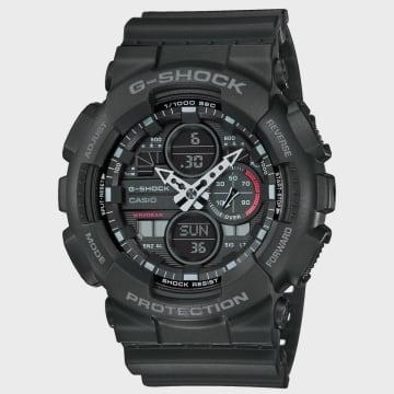 Casio - Montre G-Shock GA-140-1A1ER Noir