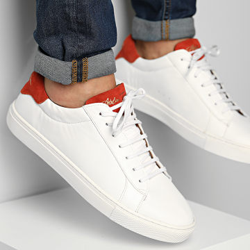 Classic Series - Baskets Vincent White Red