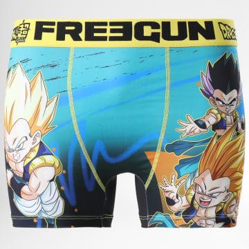 Freegun - Boxer Dragon Ball Z Fusion Bleu Turquoise