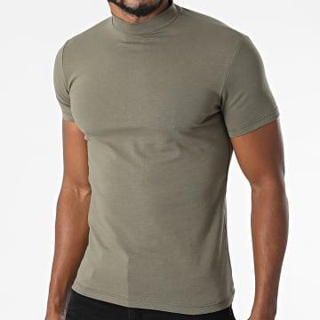 Frilivin - Tee Shirt 5677 Vert Kaki