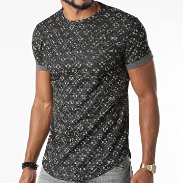 Frilivin - Tee Shirt Oversize 2173 Noir