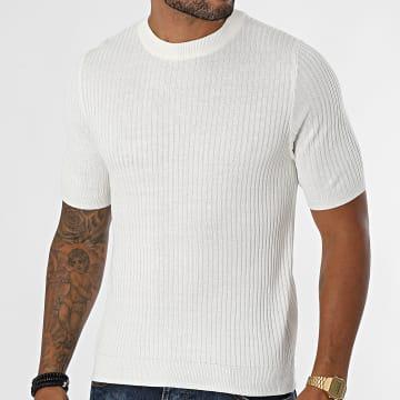 Frilivin - Tee Shirt FA3001 Ecru