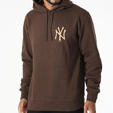 New Era - Sweat Capuche New York Yankees 12890955 Marron