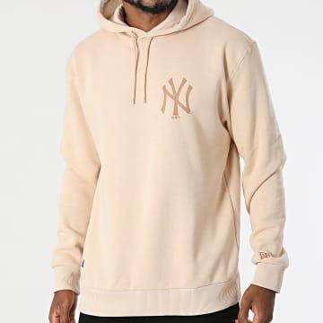 New Era - Sweat Capuche New York Yankees 12890954 Beige