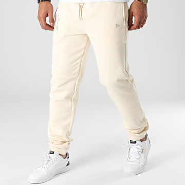 New Era - Pantalon Jogging New York Yankees 12890937 Ecru