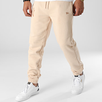 New Era - Pantalon Jogging New York Yankees 12890939 Beige