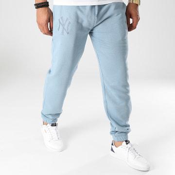 New Era - Pantalon Jogging New York Yankees 12890938 Bleu Ciel