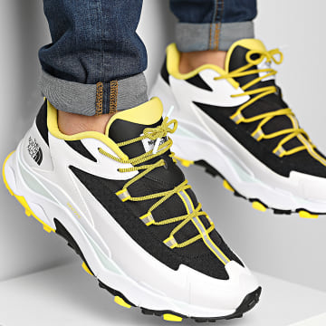 The North Face - Baskets Vectiv Taraval Anodized A5G3P275 White Light Yellow