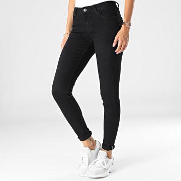 Tiffosi - Jean Skinny Femme 10041543 Noir