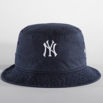 '47 Brand - Bob BKT17GWF New York Yankees Bleu Marine
