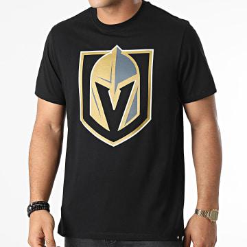 '47 Brand - Tee Shirt Vegas Golden Knights Imprint Echo Noir