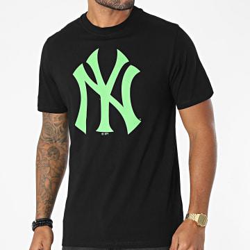'47 Brand - Tee Shirt New York Yankees Noir Vert