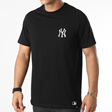 '47 Brand - Tee Shirt New York Yankees Embroidery Southside Noir