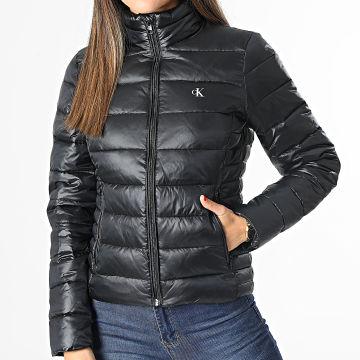 Calvin Klein - Doudoune Femme 6881 Noir