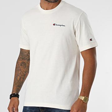Champion - Tee Shirt 216480 Beige