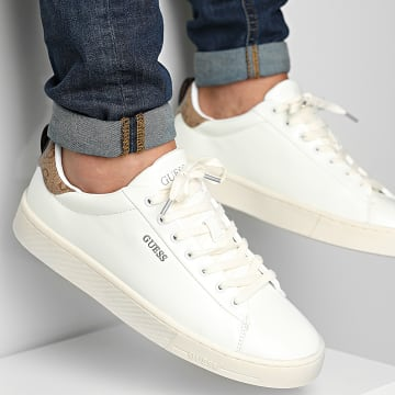 Guess - Baskets FMVIC8ELL12 White
