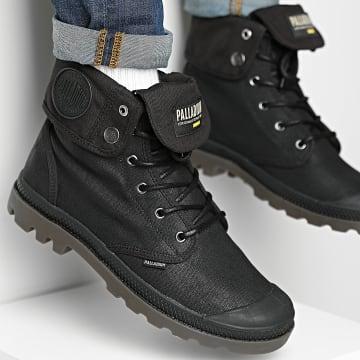 Palladium - Boots Pampa Baggy Wax 77213 Black