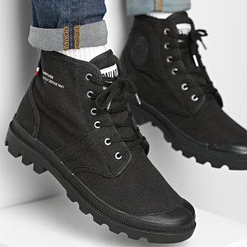 Palladium - Boots Pallabrousse Legion 77018 Black