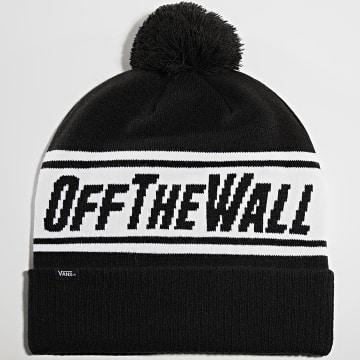 Vans - Bonnet Off The Wall Noir