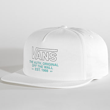 Vans - Casquette Snapback Sequence 110 Blanc