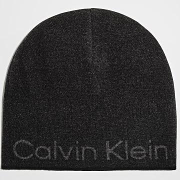 Calvin Klein - Bonnet Dry Branding 7485 Noir
