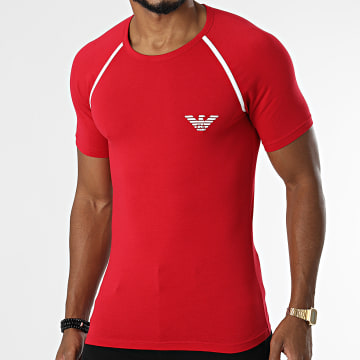 Emporio Armani - Tee Shirt 111811-1A520 Rouge
