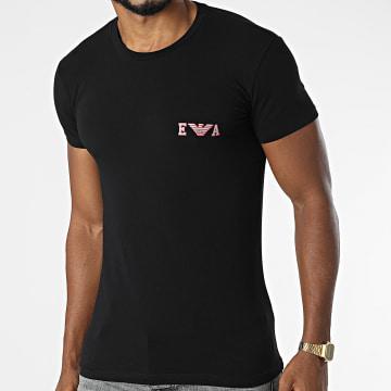 Emporio Armani - Tee Shirt 111035-1A526 Noir