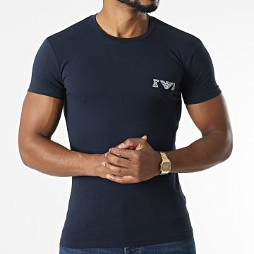 Emporio Armani - Tee Shirt 111035-1A526 Bleu Marine
