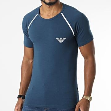 Emporio Armani - Tee Shirt 111811-1A520 Bleu Marine