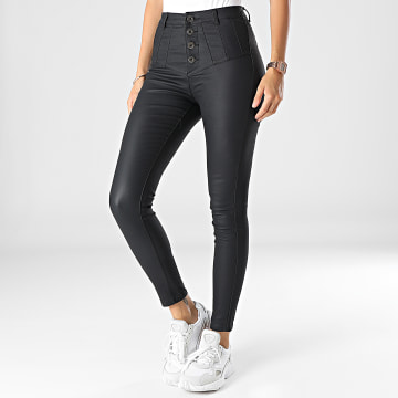 Girls Outfit - Pantalon Skinny Femme C9080 Noir